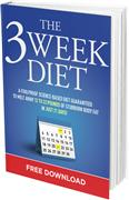 Three Week Diet