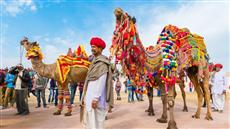 Colourful Indian Holiday