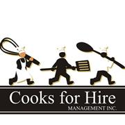 COOKS FOR HIRE