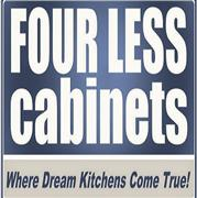 Four Less Cabinets