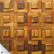 Vietnam Wood Mosaic Tiles