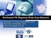 Regional Wide Area Network