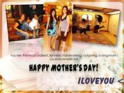 happy mother's day mom! (: