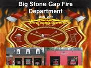 Big Stone Gap Fire Department