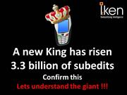 A new King has Rise the Mobile Phone