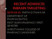 RECENT ADVANCES INBRAIN TARGETING.ppt 01