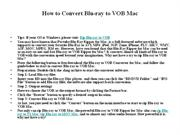 How to Convert Blu-ray to VOB Mac