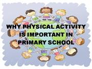 Why Physical Activity is Important in Primary Schools