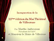 inauguration