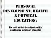 becoming a physical education teacher contemporary and enduring issues pdf