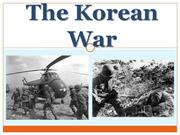 4-The Korean War