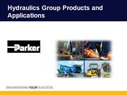 Hydraulic Products and Services