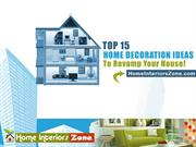 top 15 home decoration ideas to revamp your house!
