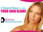 7 natural ways to make your skin glow!