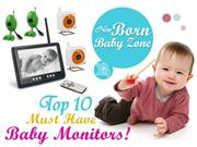 top10 must have baby monitors!