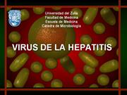 TEMA 17. VIRUS DE LA HEPATITIS