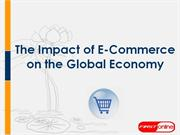 The Impact of E-Commerce on the Global Economy