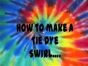 how to tie-dye