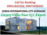 shobha International City Gurgaon 9811822426 Sobha Villas Gurgaon |