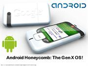 Android Honeycomb: The Gen X OS!