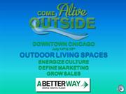 Intro to Come Alive Outside in Chicago
