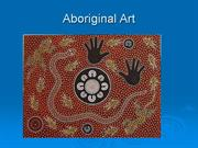 Australian aboriginal art authorstream aboriginal art toneelgroepblik Image collections