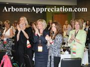 Arbonne Consultants Express Appreciation to Rita Davenport