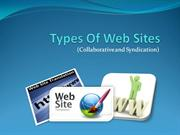 Tyepes Of Websites-Azaad