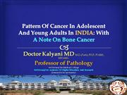 Pattern Of Cancer In Adolescent And Young Adults1