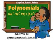 polynomials for 10th