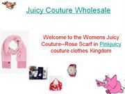 Juicy Couture Wholesale