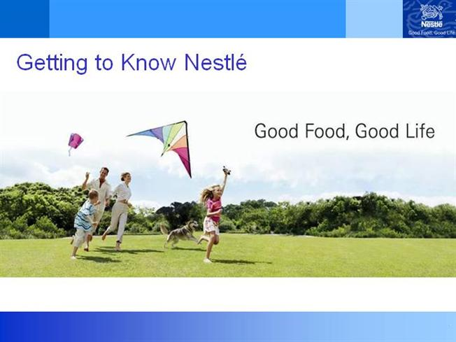 nestle csr |authorstream, Presentation templates