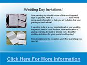 wedding invitations - wedding invites
