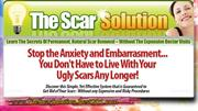 burn scar treatment - facial scar treatment - natural scar removal