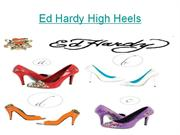 Ed Hardy High Heels