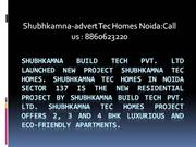 tec homes noida sector 137|shubhkamna advert tec homes apartment noida