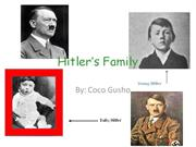 hitlers family (coco g)