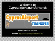 cyprus airport transfers, taxi, minibus transfers, shuttle transfers