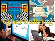 anti - cyber bullying