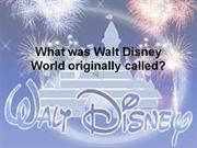 Disney Trivia