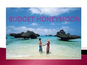 Budget Honeymoon
