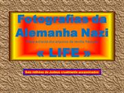 Fotografias da Alemanha Nazi