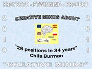 6. Creative Minds about Chila Burman - Descriptions and paintings