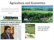 Agriculture and Economics
