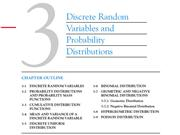 Discrete Random Variables & Distribution