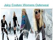 Juicy Couture Womens Outerwear