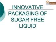 Sugar Free Packaging Presentation