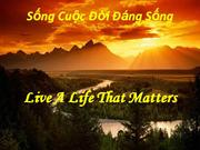 cuoc doi dang song