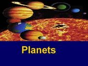 planets - notes
