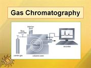gas chromatography . ppt